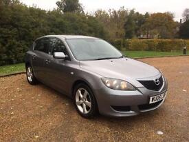 Mazda3 1.6 TS2, 1 Owner From New, Long MOT 2005 (05 reg), Hatchback
