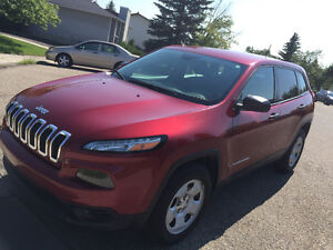 Looking to takeover for monthly payment for 2014 Jeep Cheroke