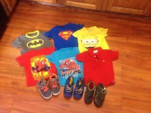 Boys size 3 clothing lot