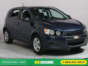 2015 Chevrolet Sonic LS BLUETOOTH