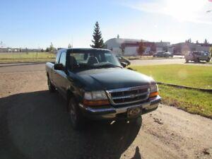 1998 Ford Ranger xlt Pickup Truck