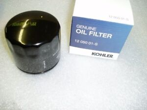 Kohler OEM Oil Filter 12-050-01-S