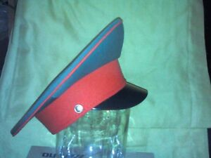 Russian Police Officer Hat/Heartbeat Thrift Store/BayView Mall Belleville Belleville Area image 2