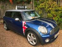 2008(08) Mini Mini Clubman 1.6 TD ( Chili ) 5d Cooper D Blue, **ANY PX WELCOME**