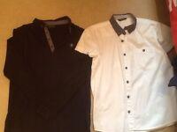 Boys tops & shirts Age 11-12