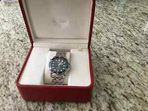 Omega professional 300 m watches