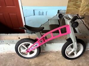 First Bike - Balance Bike for 2 to 5 year olds