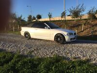 Bmw 325 Ci cabriolet Msport alloys