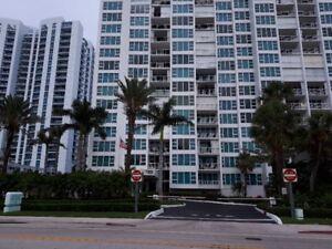 Condo de luxe sur le bord de mer à louer à  Pompano ( Floride)