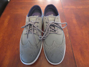 Dexter Men's Grey Shoes - Size 10 1/2