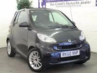 SMART FORTWO 1.0 ( 84BHP ) AUTO 2011MY PASSION