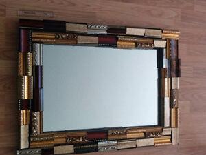 Beau miroir à vendre