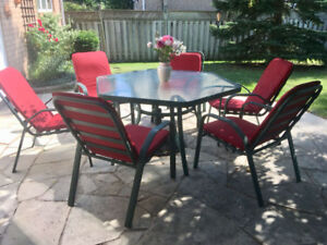 Moving Sale! Patio Set