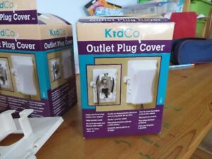 Outlet Safety Plug Covers for Baby/Toddler Safety