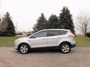 2014 Ford Escape SE Crossover - ONE OWNER SINCE NEW & JUST 82K!!