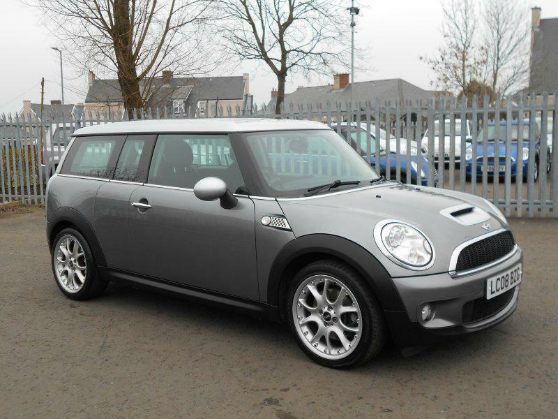 2008 Mini Clubman 16 Cooper S 4dr In Larkhall South Lanarkshire