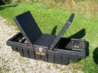 Tool-tote box for Ranger Pickup
