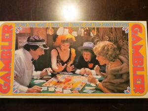 Gambler-vintage board game-1975-complete London Ontario image 1