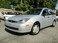 2004 Ford Focus wagon Bicorps