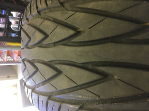 225-35-20 Toyota uni-directional high performance summer tires