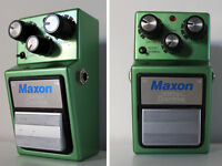 Maxon OD9 Pro Plus Tube Screamer