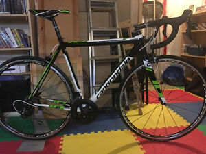 2015 Cannondale CAAD10, with upgrades