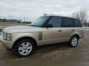 2003 Land Rover Range Rover SUV, Crossover