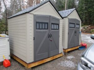 Rubbermaid sheds $1000