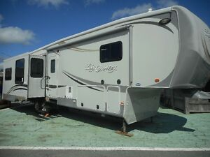 REDUCED-2011 Big Country 5th Wheel Travel Trailor