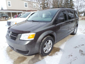2010 Dodge Grand Caravan SE, STOW N GO, 3.3L V6 Flex Fuel