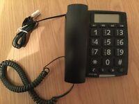 Big button phone Topcom Axiss 800 model
