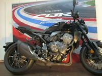 Honda CB1000R PLUS, BLACK EDITION