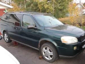 2005 Chevy Uplander LS, As Is, Needs Work