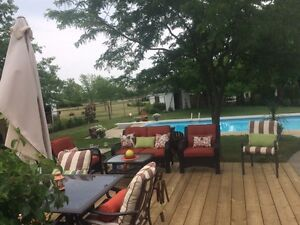 Beautiful Ranch on one acre on St Clair Parkway Sarnia Sarnia Area image 3