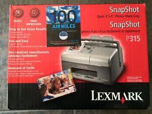 Lexmark Photo Printer Strathcona County Edmonton Area image 1