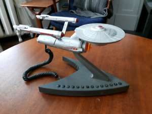 Star Trek USS Enterprise Phone