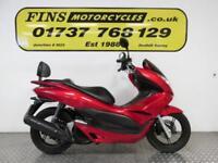 Honda PCX 125 EX2-C, Red, Good condition, Serviced, MOT, Warranty