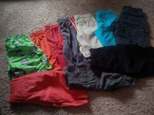 Boys size 10/12 Summer Clothing Lot