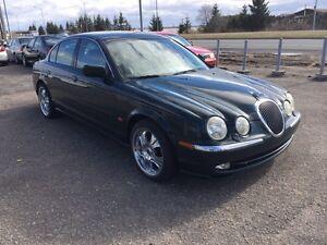 Jaguar s-type 2002