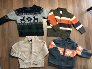 Winter sweaters for boys D