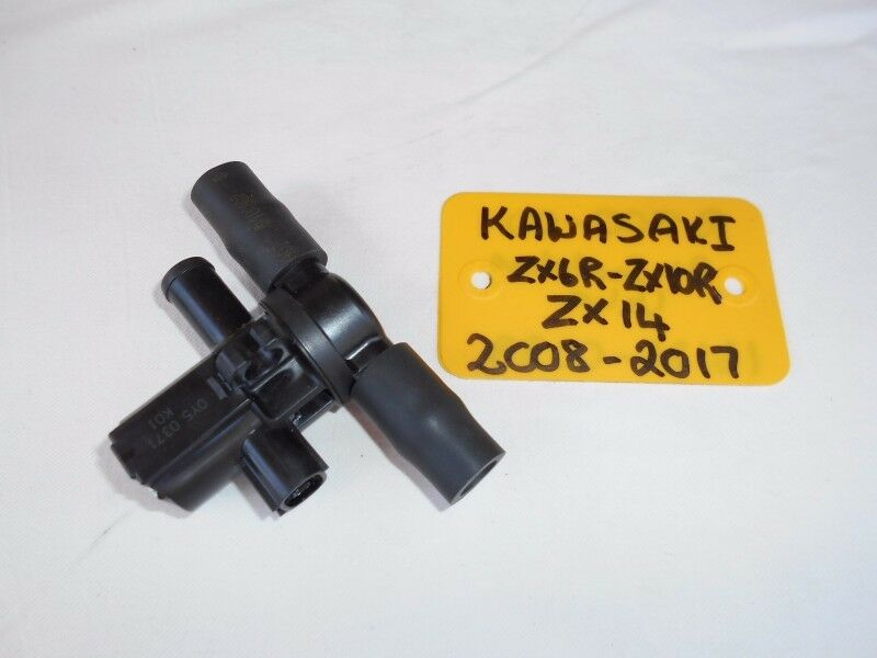 KAWASAKI ZX6R+ZX10R+ZX14R AIR SWITCH VALVE 08-17