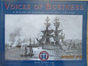 VOICES OF BUSINESS by Brian Cuthbertson 2000