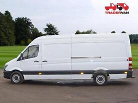 SPRINTER 313 CDI EURO 5 Long Wheel Base High Roof Panel Van
