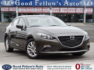 2015 Mazda MAZDA3 GS MODEL, SKYACTIV, REARVIEW CAMERA, HEATED SE