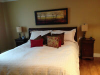 mobilier chambre complet EN BOIS brun moyen
