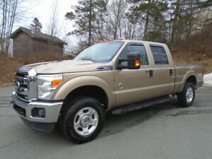 2012 Ford F-250 SuperCrew DIESEL 4X4