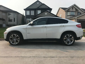 2013 BMW X6 xDrive35i M Sport AWD w/ Navigation/Backup Camera