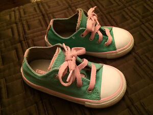 Converse All-Star Toddler Girl Shoes Size 8