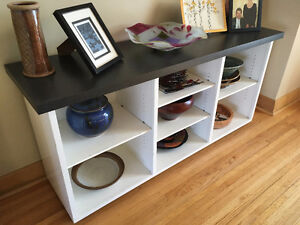 Open Shelving Unit/Display Cabinet