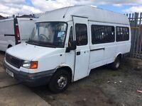 LDV convoy 2001 minibus 9 seater 2.5